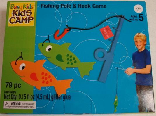 Summerreadingprogram2010 licensed for non commercial use for Fishing hook game