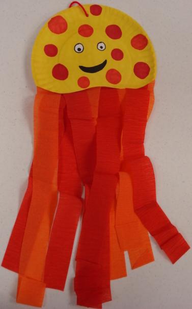 Summerreadingprogram2010 licensed for non commercial use for Octopus craft for preschool